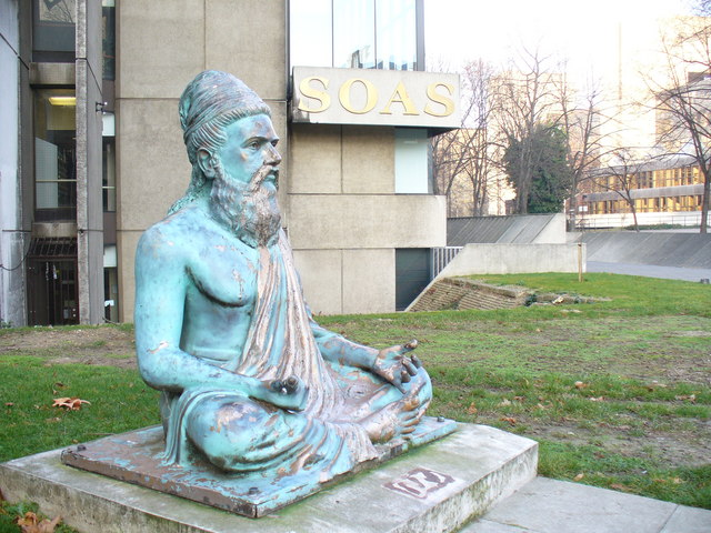 Meditation at SOAS